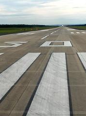 IAD:  Lufthansa Departing Runway 30