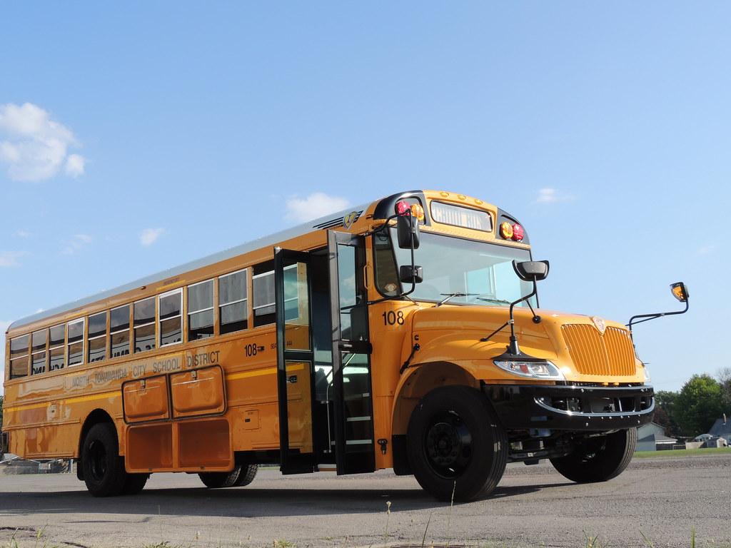 Blue Bird Bus >> Nedlit983's most interesting Flickr photos | Picssr