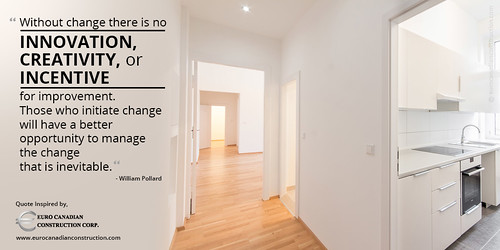 An Interesting Quote on Home Renovation