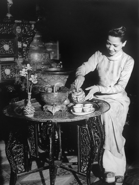 Courtoisie – Saïgon 1952
