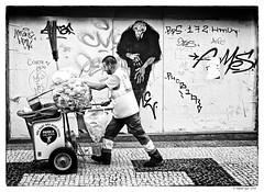 Porto. A morte saiu à rua