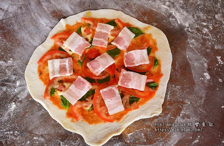 宜蘭安平冰店窯烤披薩DIY21