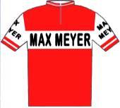 Max Meyer - Giro d'Italia 1967