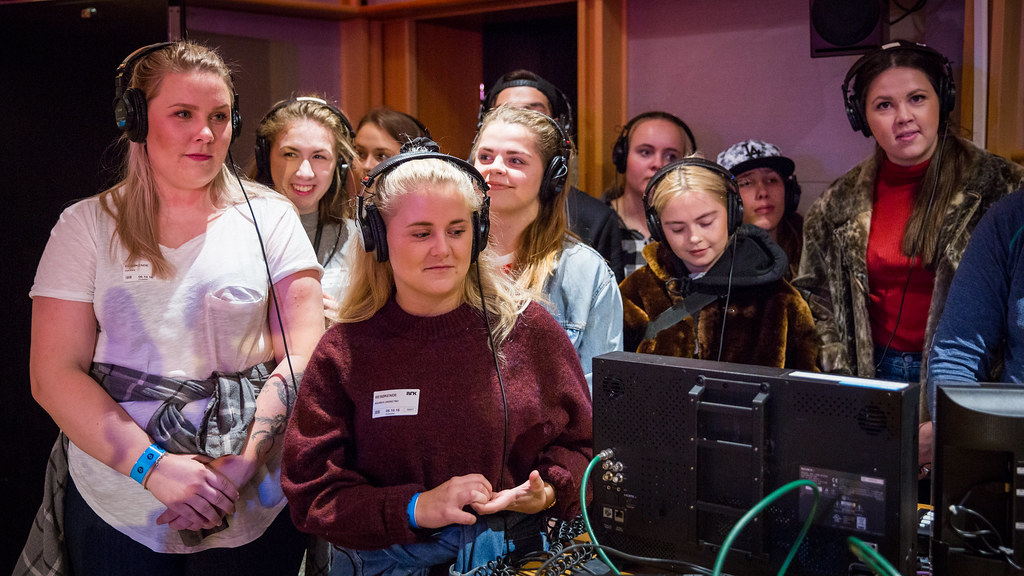Publikum - Christines radiofestival 2016