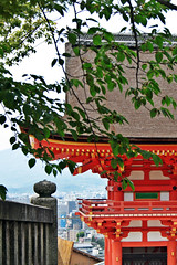 Deva Gate, Kiyomizu-dera