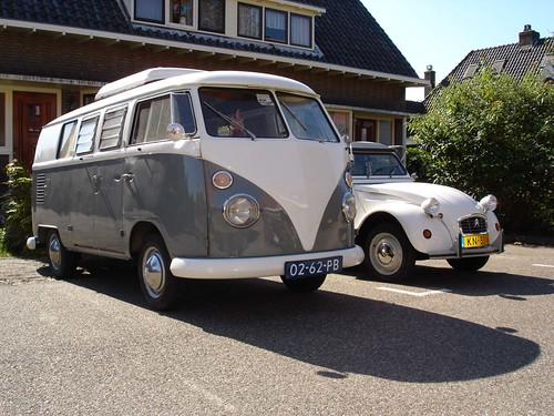 02-62-PB Volkswagen Transporter SO-42 1965