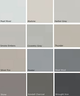 Gray Colors Best Room For Style The Power Of Gray In Decorating  Living After Midnite Review