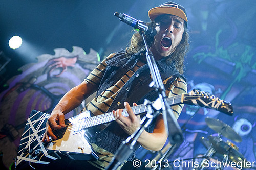 Pierce The Veil - 05-01-13 - The Spring Fever Tour, The Fillmore, Detroit, MI
