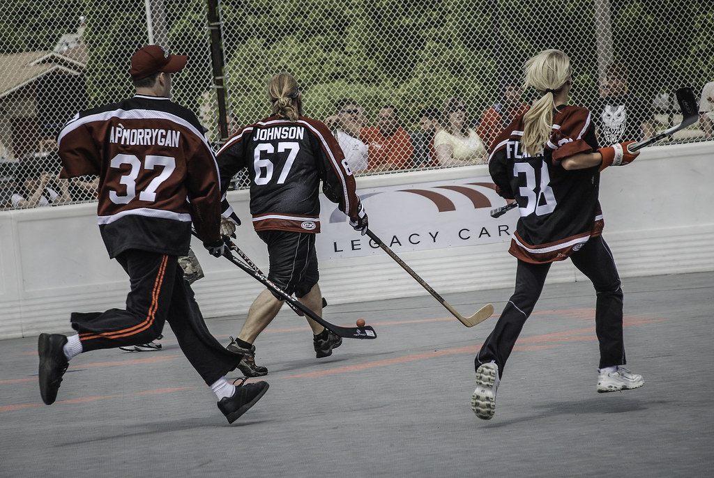Migratory Walter Gretzky Street Hockey Tournament Flickr