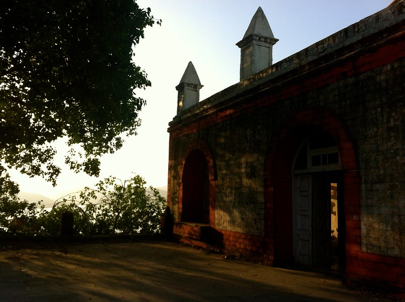 Ghodbunder Fort - Old Church