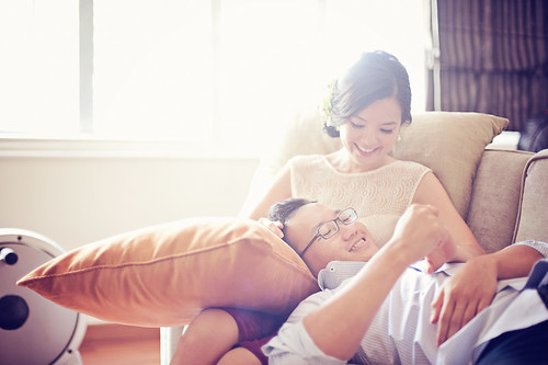 Pei Yuan ~ Pre-wedding Photography
