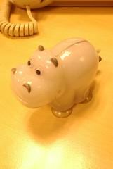 Hippo sharpener