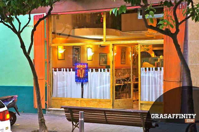 Palacio del Kebab en Murcia