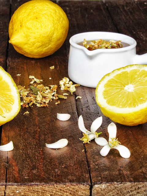 Marmellata di Limoni al Miele e Gelsomino
