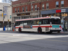 Toronto Transit Commission 9431 on 74 Mount Pleasant