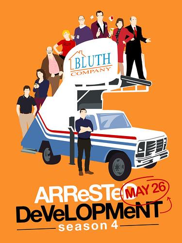 Arrested Development Poster 2