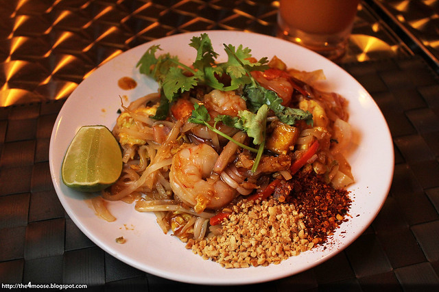 Phad Thai - Phad Thai with Shrimps
