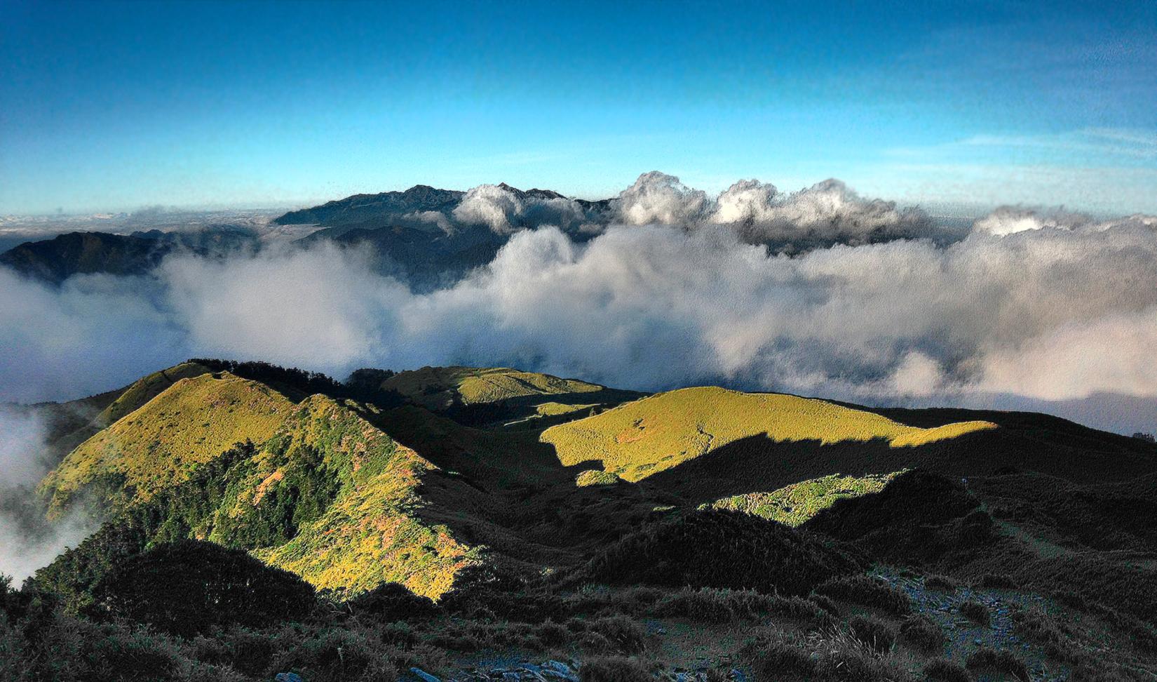 [高山攝影]合歡北峰 20131004