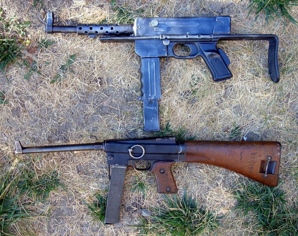 French MAS 38 and MAT 49 - - Calguns net