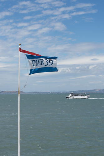 California Trip - June 2016 - Pier 39 in San Francisco