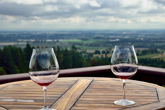 A Place to Savor Willamette Pinot