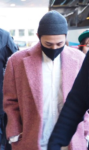 Big Bang - Incheon Airport - 22mar2015 - G-Dragon - NoiizVip - 02