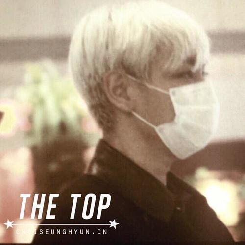 TOP - Incheon Airport - 22jan2015 - The TOP - 01