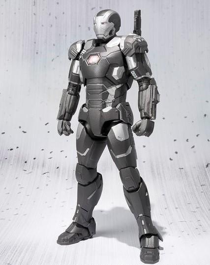 S.H.Figuarts 《美國隊長3:英雄內戰》戰爭機器 馬克3
