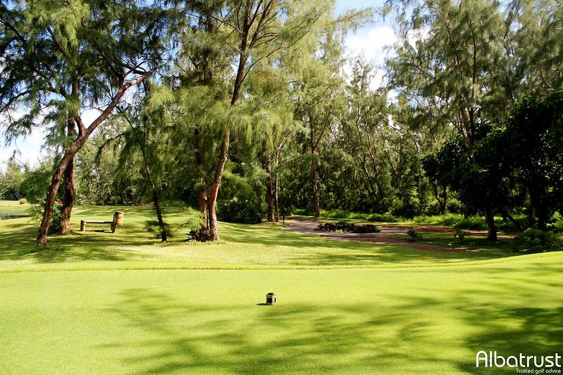 photo du golf Ile aux Cerfs Golf Club - Parcours