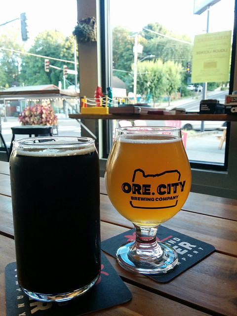 beers @ Oregon City Brewing