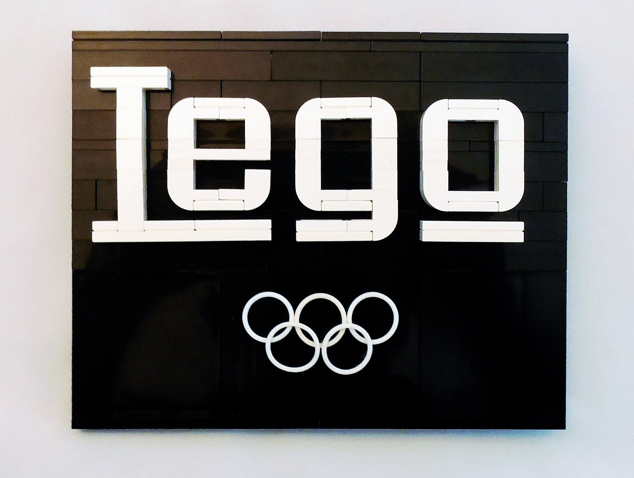 LEGO® MOC by Vitreolum: Mocolympics Logo