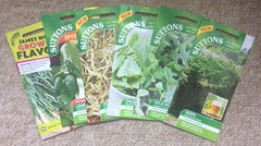Suttons seeds for sowing in October