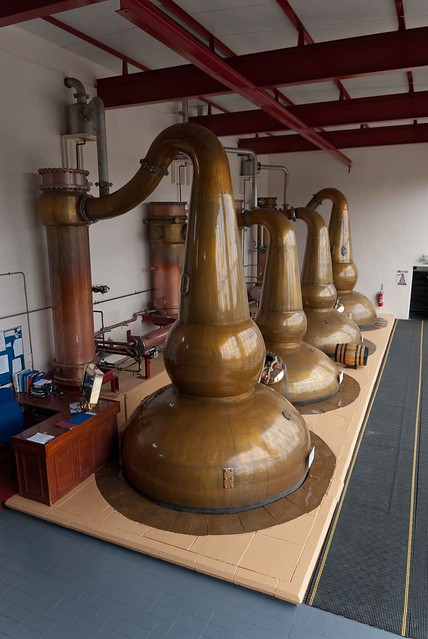 Glendronach Distillery Still House