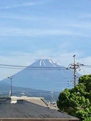 Mt.Fuji 富士山 6/12/2016