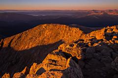 Mount Bierstadt to Owl Creek Pass (10-1-16)