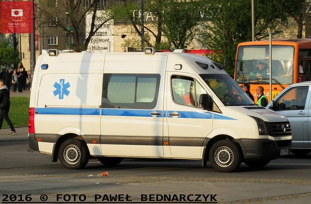 LU 1997S - Volkswagen Crafter/WAS - OPP Lublin