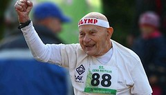 V Hradci Králové i Srchu připravují maraton, 89letý Soukup chystá další rekord
