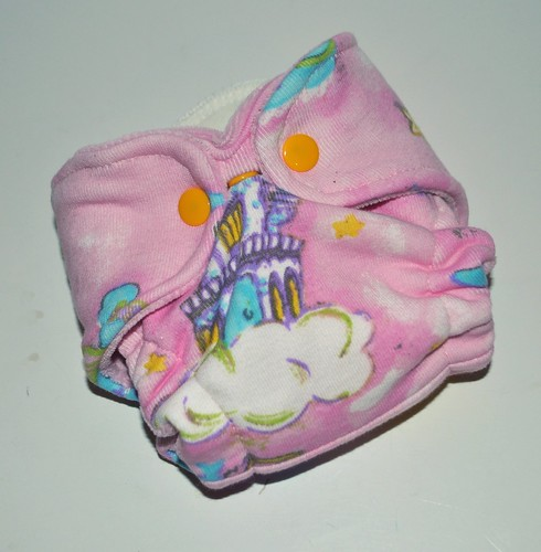 Bumstoppers Preemie Fairy Tale Fitted