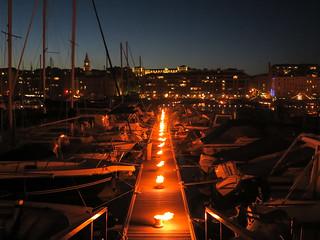 Marseille - Entre Flammes et Flots By Marc HEURTAUT