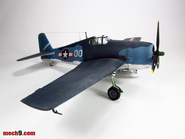 Arii 1/48 F6F-3 Hellcat