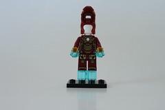 LEGO Marvel Super Heroes Iron Man: Malibu Mansion Attack (76007) - Iron Man MK 42 (MK XLII)