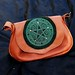 Pentacle purse