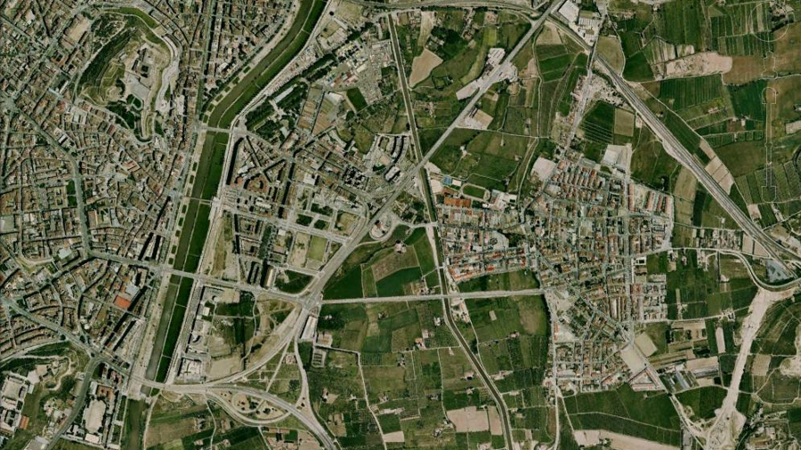 Lerida, lleida, urbanismo, desastre, urbanístico, antes, Cataluña, Catalunya, planeamiento, urbano, construcción