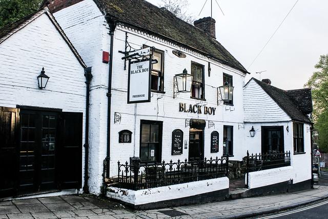 The Black Boy de Winchester