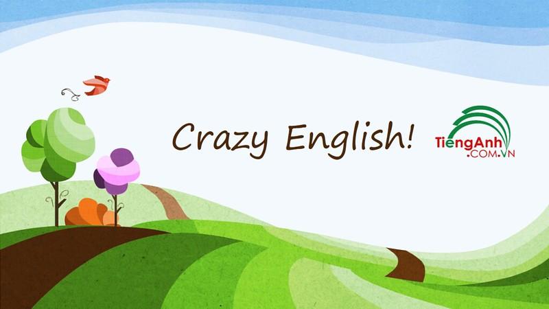 Câu lạc bộ CRAZY ENGLISH