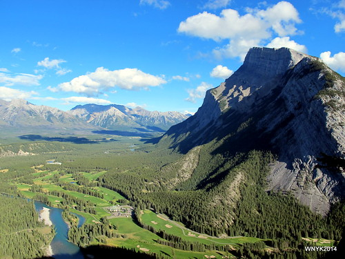 Mount Rundle