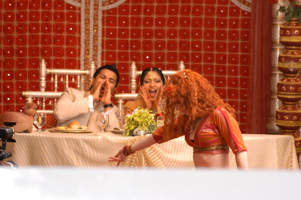 Bushra wedding 1