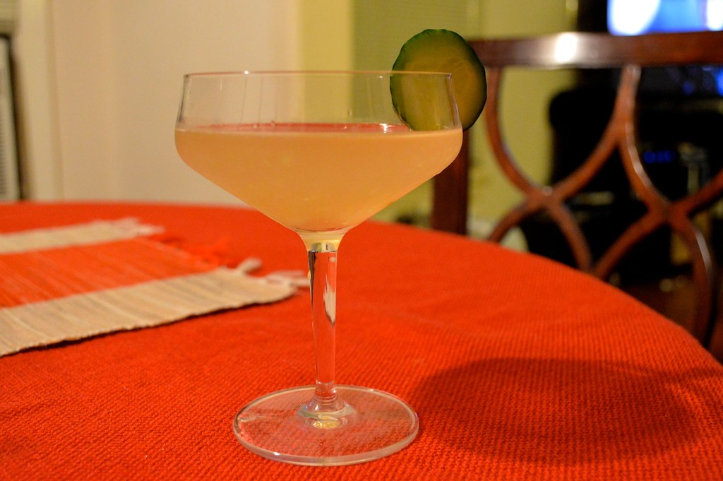 The Griffith - LA's Official Cocktail | NobleHostess.com