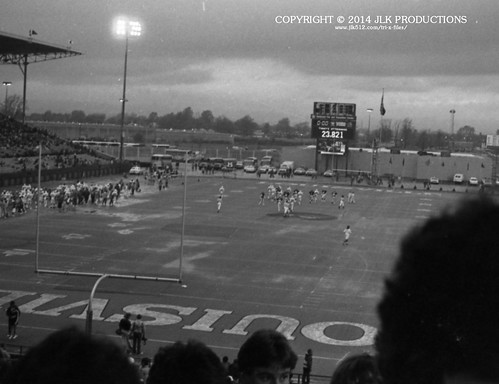Tri-X Files 84_29.13a: Today's Attendance