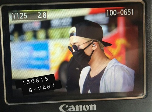 Big Bang - Incheon Airport - 15jun2015 - G_Vaby - 02